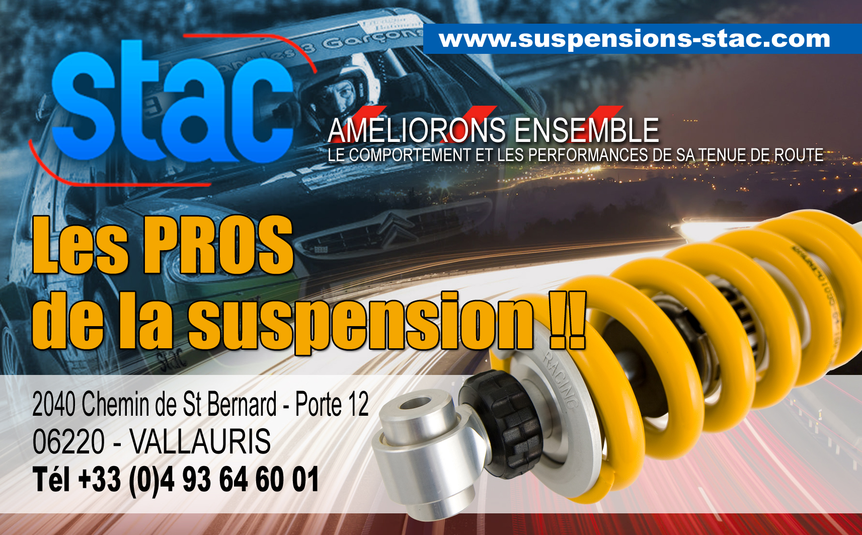 SUSPENSION STAC