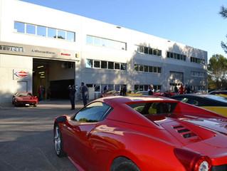 Partenariat Ferrari Cannes
