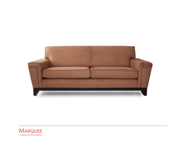 Furniture Photography - Marquee Brown Sofa