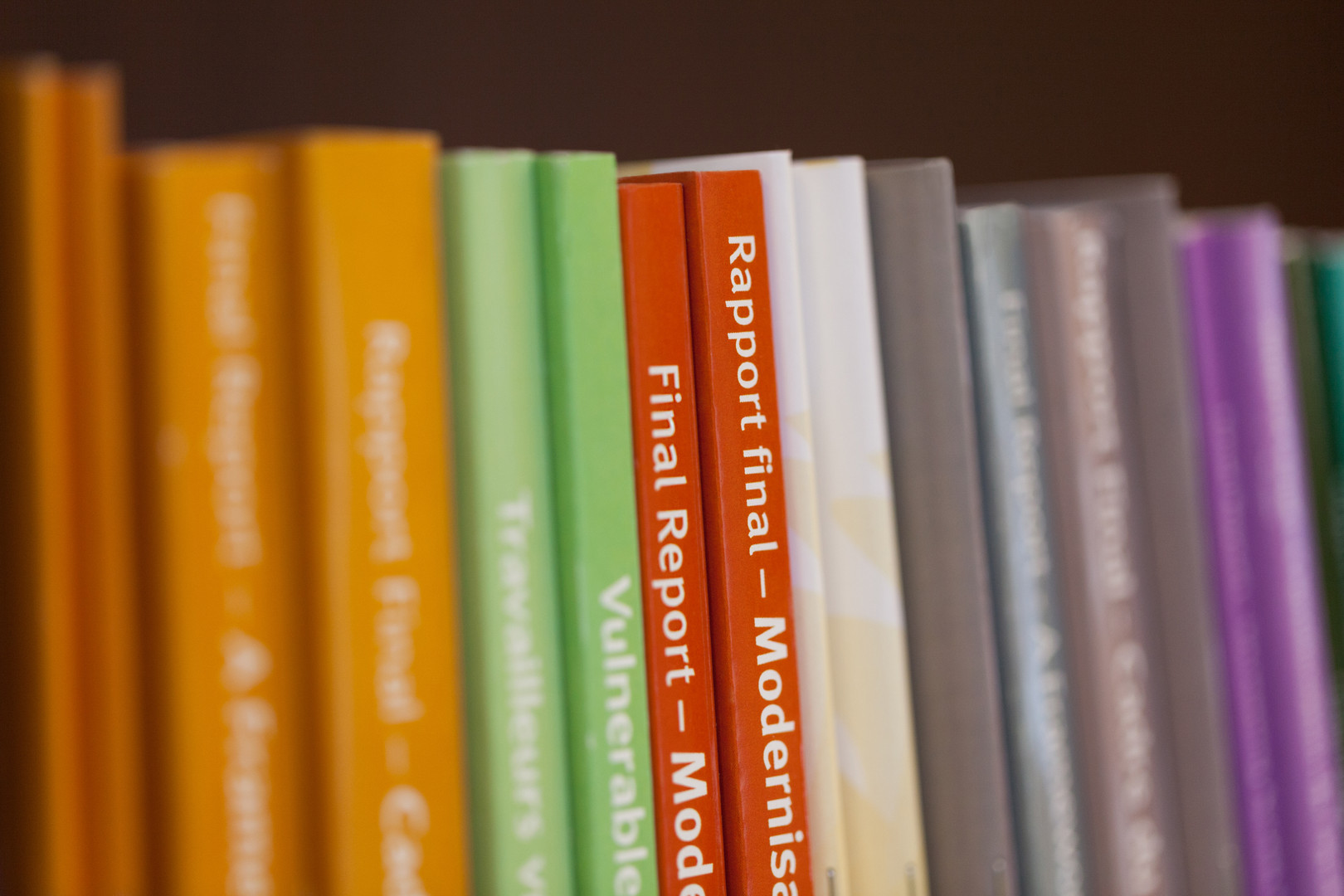 Law Commission of Ontario York University Library Stacks - Corporate Photography