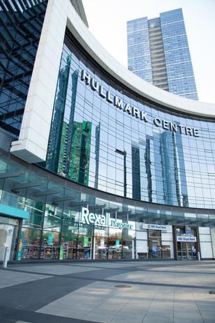 Summit Wealth Advisory Group Hullmark Centre Toronto Exterior - Corporate Photos