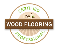 NWFA Certified Wood Flooring Logo