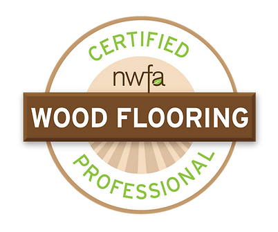 NWFA Certified Wood Flooring Logo
