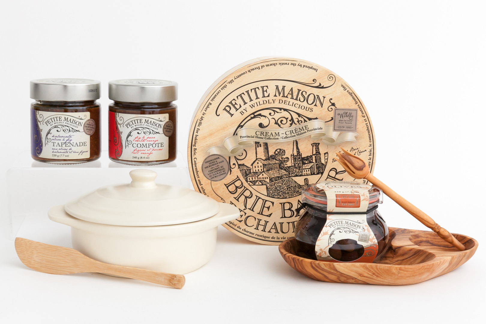 Assorted Jam and Accessories - Product Shot Photography