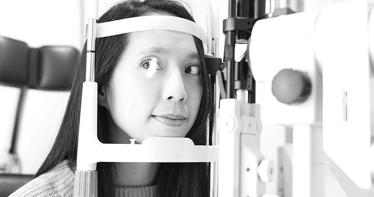 Optometry Eye Exam Slit Lamp Eyeglass Gallery Burlington