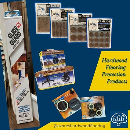Hardwood Flooring Protection Products