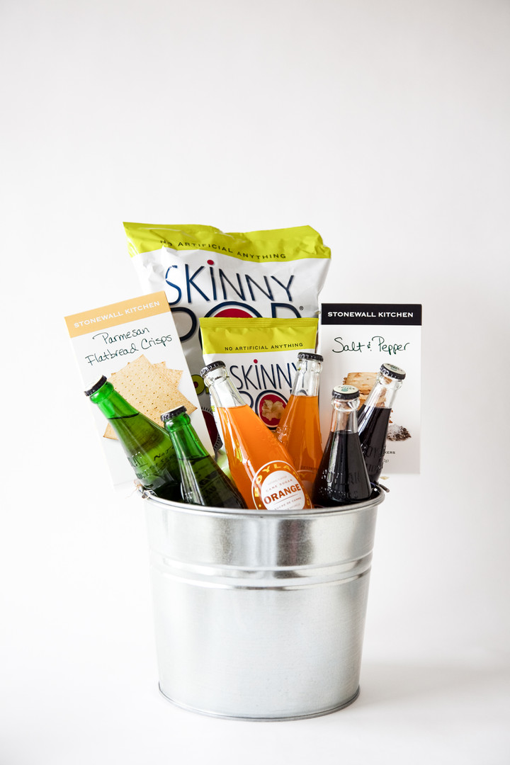 Snack, Popcorn & Pop - Product Assortment Photos