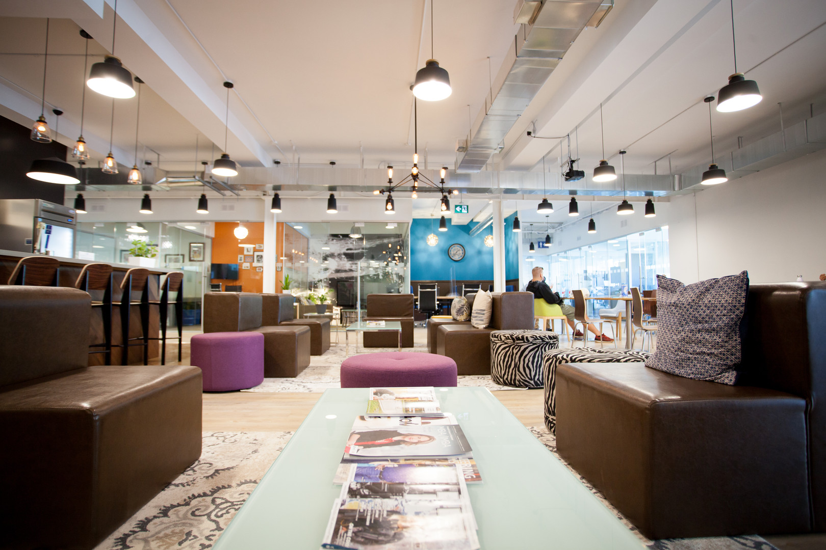 In Store Photography - Marquee Store Interior