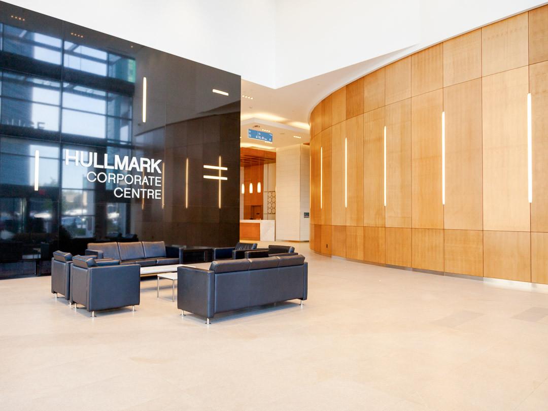 Summit Wealth Advisory Group Hullmark Centre Toronto Interior - Corporate Photos
