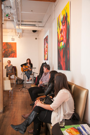 Women in Music Event Photography Downtown Toronto Live Performance
