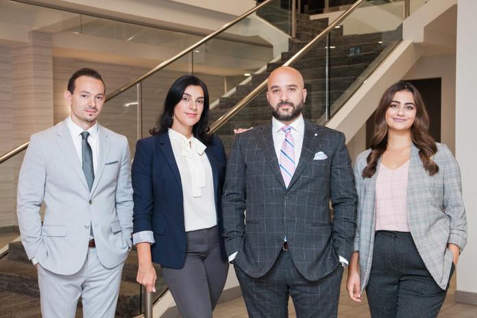 Assante Wealth Management - Corporate Photoshoot