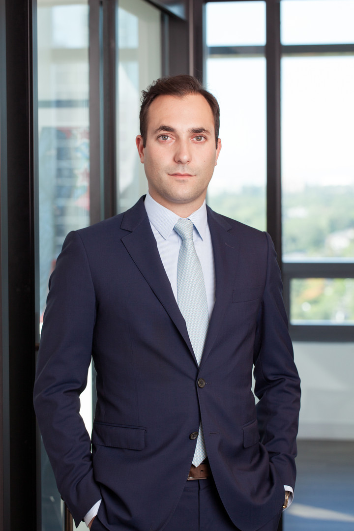 Summit Wealth Advisory Group Hullmark Centre Toronto - Corporate Headshot Photography