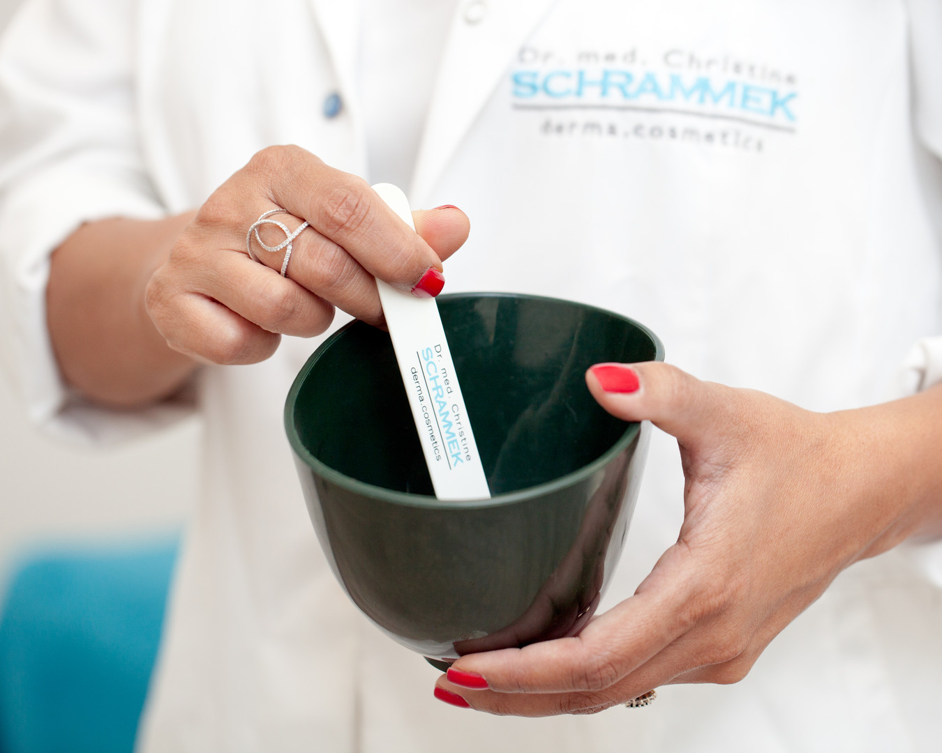 Health and Beauty Product Photography - Aqua Mer Spa Serum