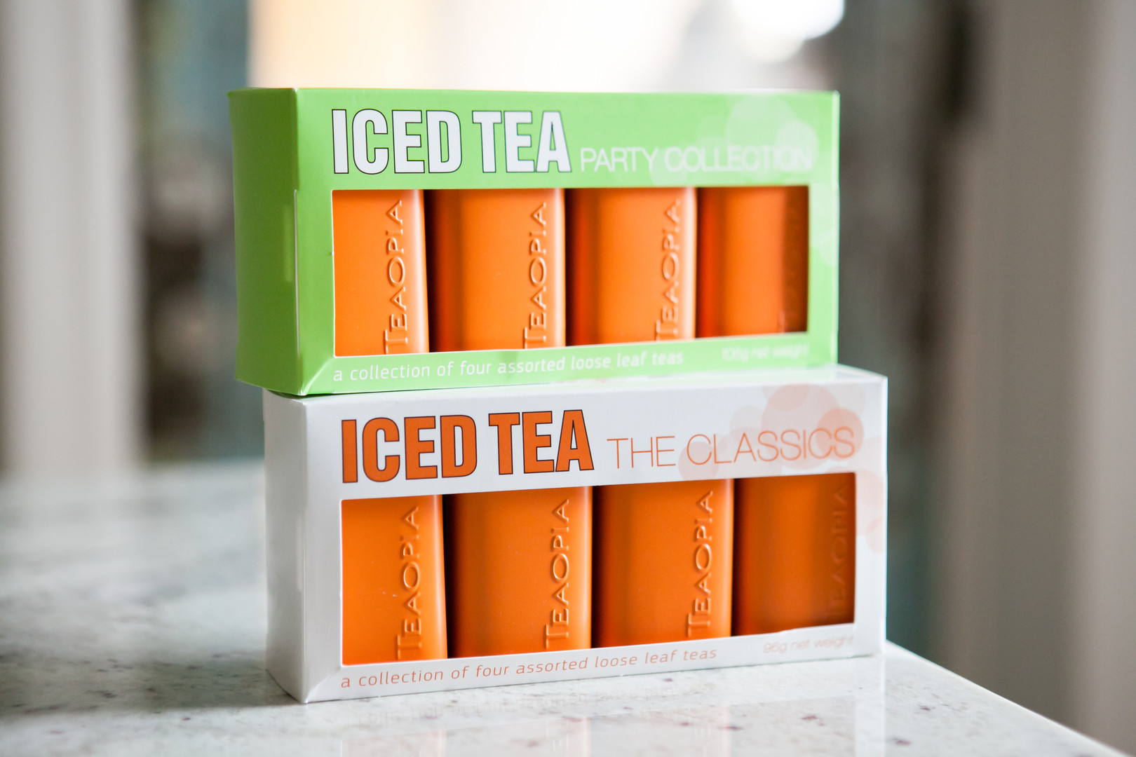Iced Tea Canister - Product Packaging Photography
