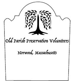 Old Parish Preservation Volunteers logo