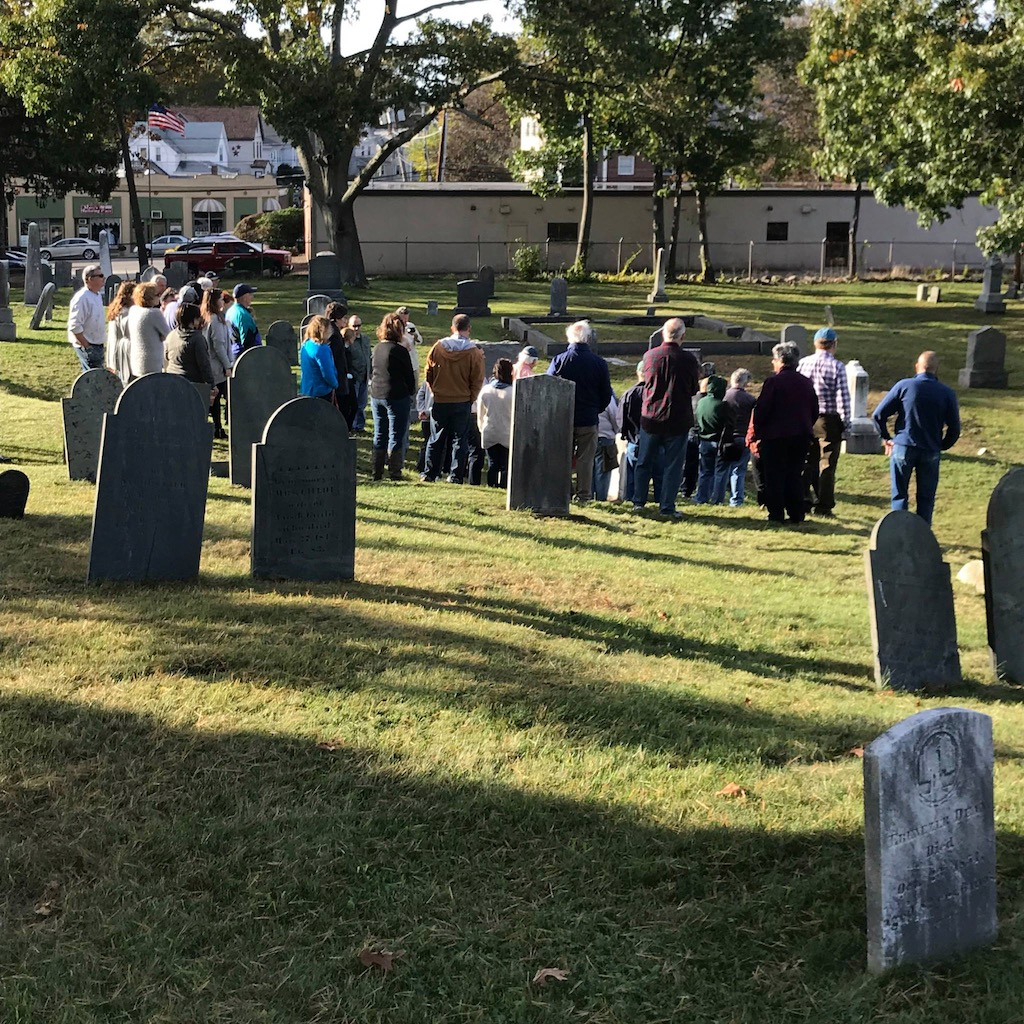 October 2017 Old Parish Cemetery Tour.jp
