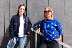 Das Duo Fashion Design #2 Eva und Romana