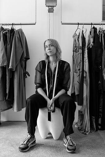 Portrait Romana Zöchling Modedesignerin Ferrari Zöchling