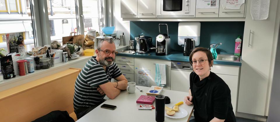 MEETING DUO EVA & FRANZ