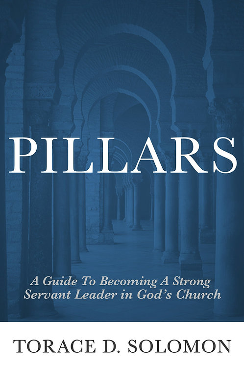 Pillars: A Guide to Becoming a Strong Servant Leader in God's Church