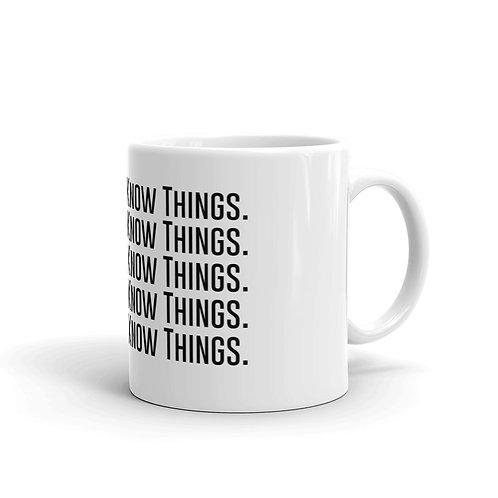 Limited Edition I pray mug