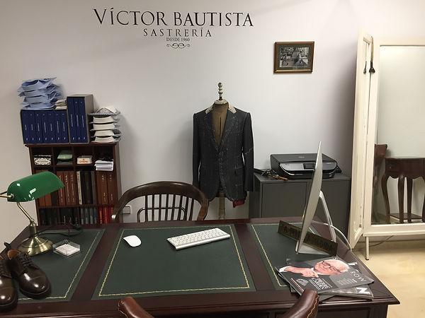 Sastrería Víctor Bautista