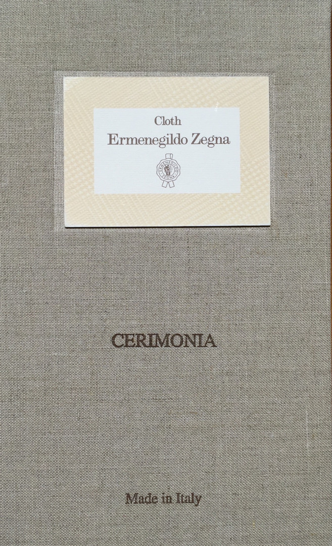 Trajes a medida Ermenegildo Zegna