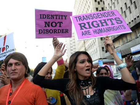 One steps towards Trans- Gender equality
