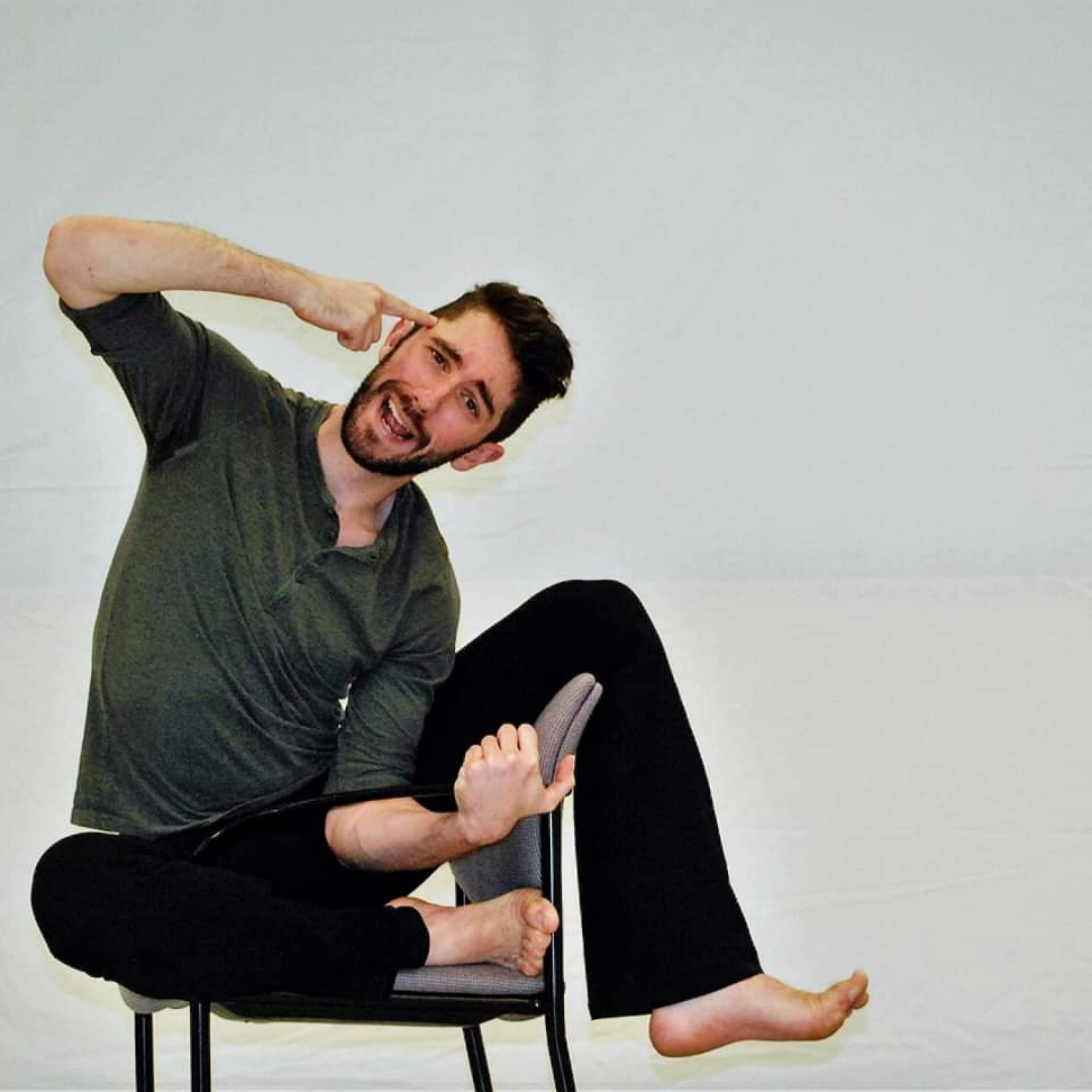Int/Adv Modern Dance w/ Nathan  Forster