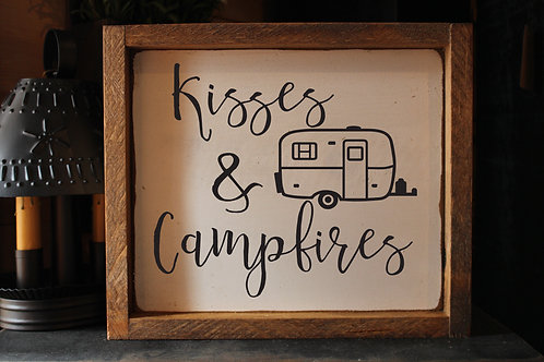 Kisses and Campfires