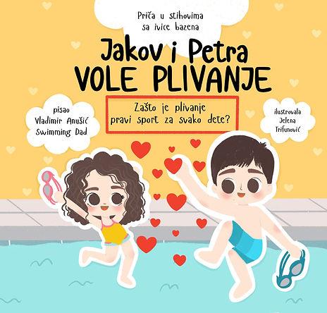 Final Jakov i Petra vole plivanje korice