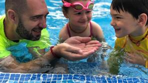 Plivanje i hidratacija: Dete koje pliva ne može da dehidrira!