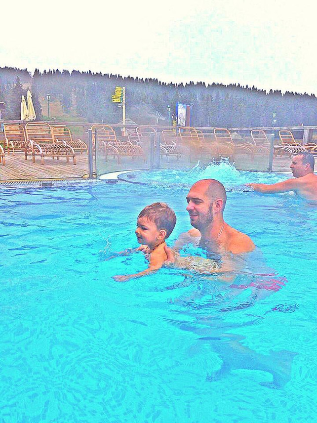 Why should you spend your summer holiday in the mountains and swim?