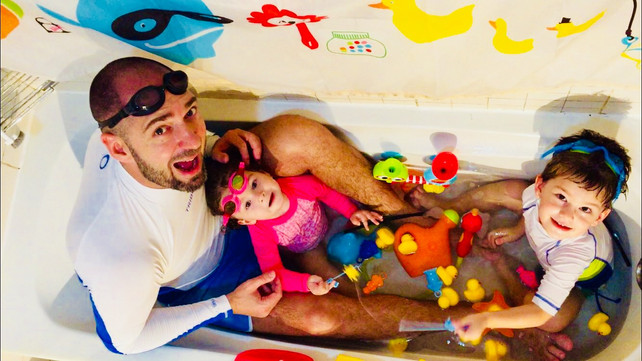 10 suggestions: How to stay cool with kids during hot summers, while staying at home