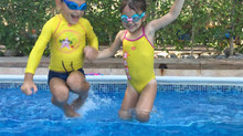 Swimming through playing: Why is it important for children to learn how to swimby playing?