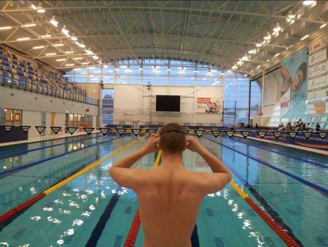 Blog gost: Pavle Pejović - Povreda i plivanje