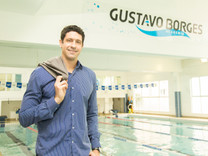 Blog guest: Gustavo Borges, former swimmer and multiple Olympic medallist