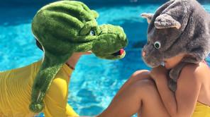 Plivanje i strah: Od deteta koje je vrištalo u vodi do plivača za četiri meseca