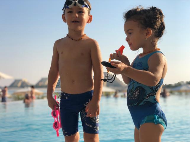 Da li nas plivanje uči životu?