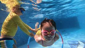 Čemu nas bebi plivanje uči?