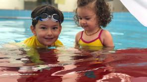 Kada je pravo vreme za školu plivanja?