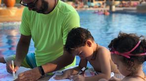 Zašto su plivanje i crtanje bitni za pravilan razvoj dece?