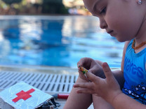 Should parents know the basic lifesaving and first aid techniques, and CPR in thewater?