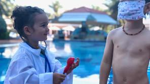 Zašto je bitan sportski pregled dece pre plivanja?