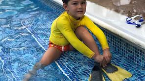 Peraja i plivanje: Kada deca treba da koriste peraja u plivanju?