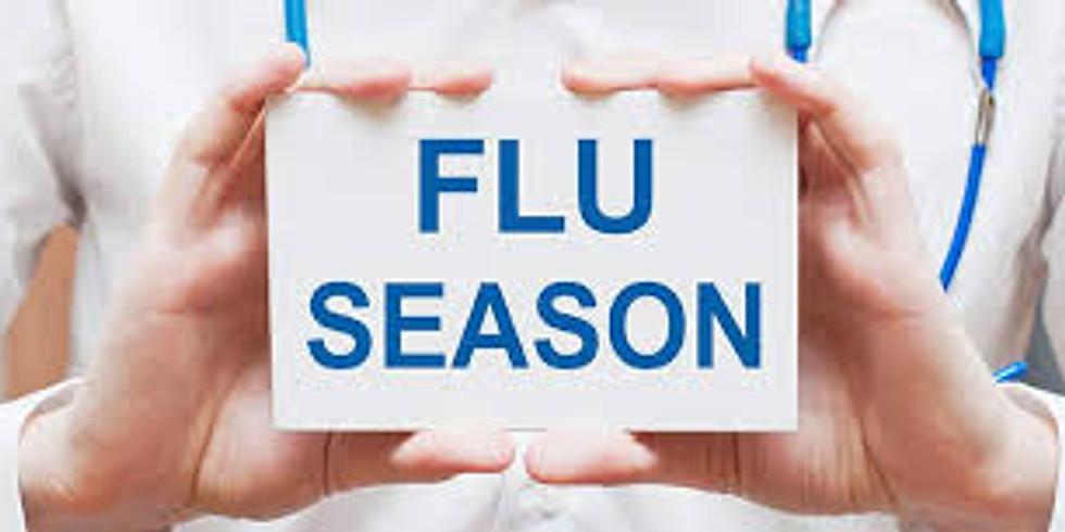 Flu Immunisation Update