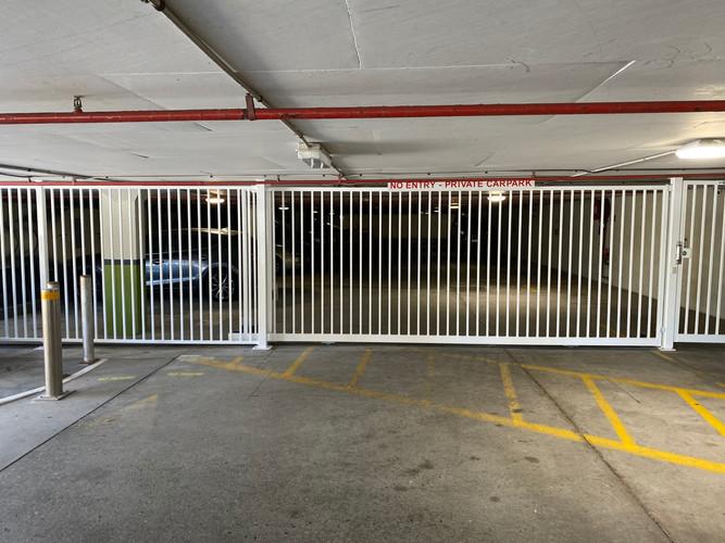Automated Sliding Gate