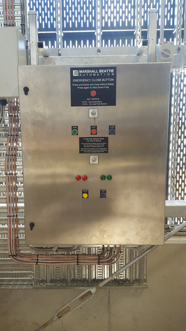 Industrial Access Control