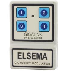 Elsema Gigilink GLT43304 Remote