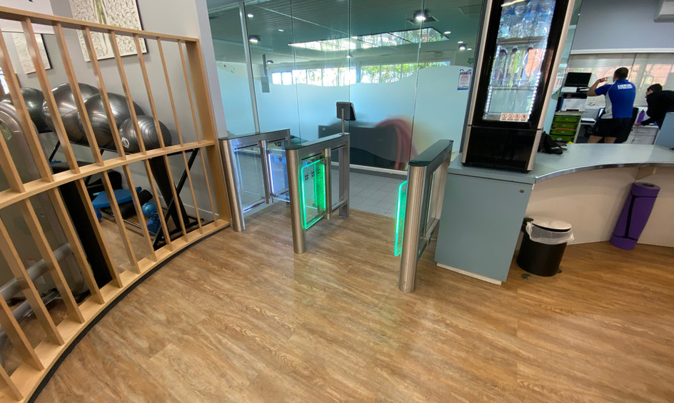 Riverton Leisureplex - EasyGate SG